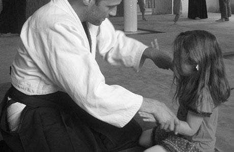 Initiations d'aïkido enfants - aïkikaï de Grenoble