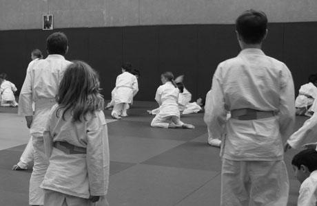 cours d'aïkido ados